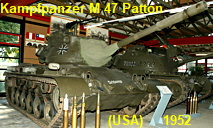 Kampfpanzer M 47 Patton