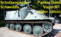Pansar Band Vagn 301