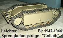 Sprengladungsträger Goliath