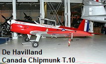 De Havilland Canada Chipmunk T.10