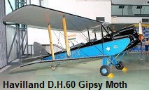 De Havilland Gipsy Moth