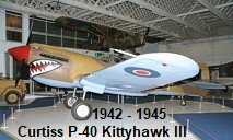 Curtiss Kittyhawk III