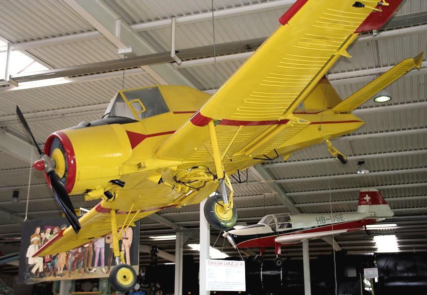 flugzeug z 37