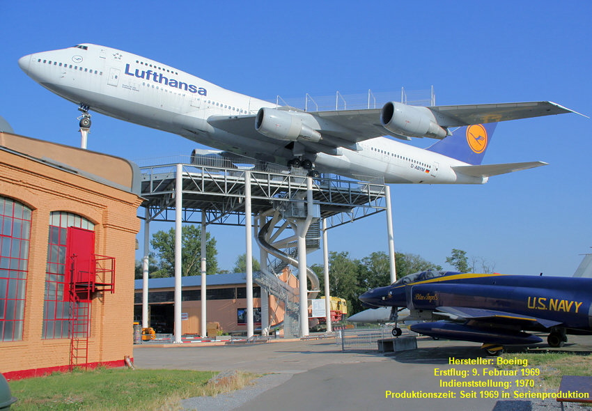 boeing 747 jumbo jet gr tes passagierflugzeug bis zum a380. Black Bedroom Furniture Sets. Home Design Ideas