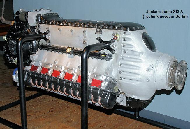 ユンカース ユモ 213 - Junkers ...