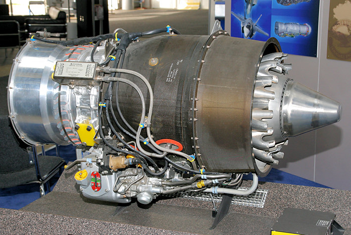 Pratt and Whitney PW-600 - Düsentriebwerk