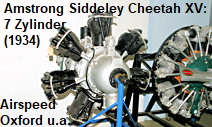 Amstrong Siddeley Cheetah