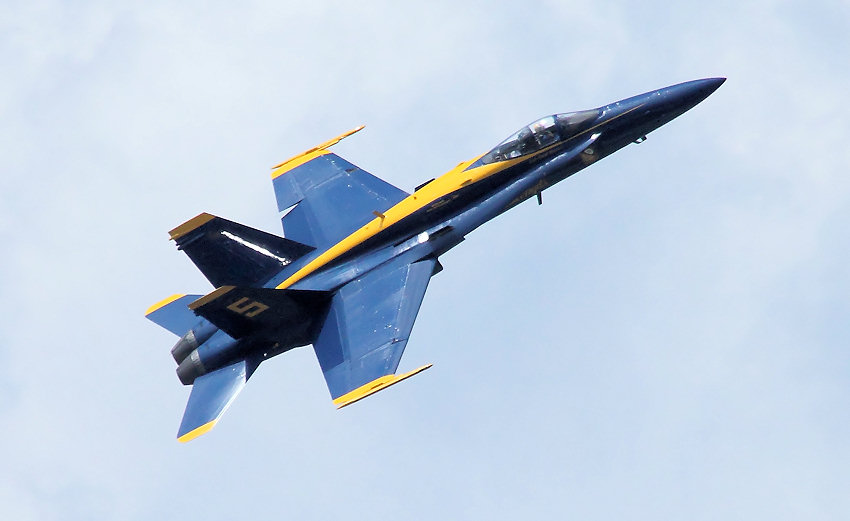 Kunstflugstaffel Blue Angels