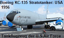 Boeing KC-135 Stratotanker: Tankflugzeug der United States Air Force