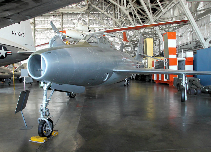 Republic YRF-84F Ficon: Prototyp der F-84 Thunderstreak