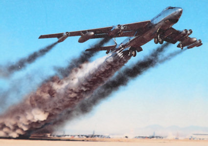 Boeing RB-47H Stratojet