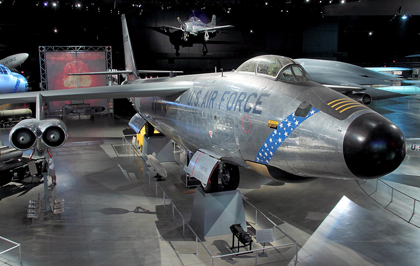 Boeing RB-47H Stratojet - Bomber der U.S. Air Force