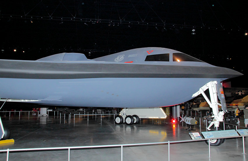 Northrop B-2 Spirit: Stealth-Bomber der USA für Langstrecken