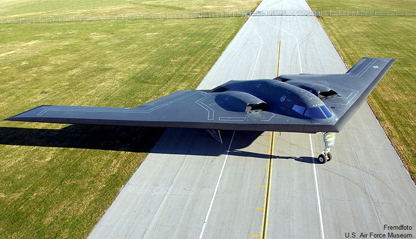 Northrop B-2 Spirit: Stealth-Bomber für Langstrecken