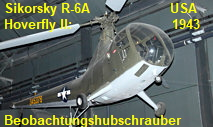 Sikorsky R-6A Hoverfly II: Beobachtungshubschrauber