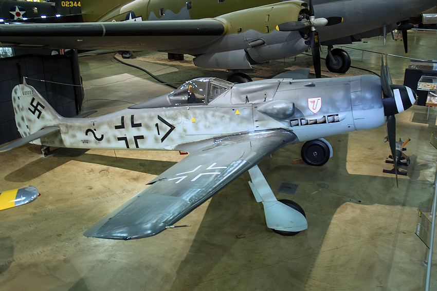 Focke Wulf Fw 190 D 9 Langnase Das Bestes Deutsche