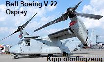 Bell-Boeing V-22 Osprey: Kipprotorflugzeug mit vertikaler Start- und Landefähigkeit und Kurzstartfähigkeit