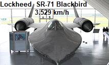 Lockheed SR-71 Blackbird: Mach-3-schnelles und sehr hoch fliegendes Aufklärungsflugzeug der USA