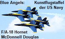 Blue Angels - Beste Kunstflugstaffel der Welt