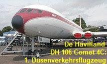 De Havilland Comet: Die Comet war das erste Düsenverkehrsflugzeug der Welt