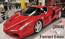 Ferrari Enzo: der schnellste und teuerste Straßen-Ferrari von 2004