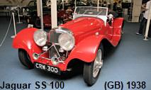 Jaguar SS 100: Die Anfänge der Firma Jaguar gehen auf das Jahr 1921 zurück