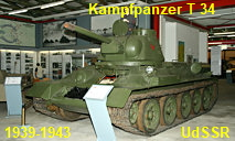 Kampfpanzer T 34/76: einer der besten Kampfpanzer des 2. Weltkrieges der UdSSR