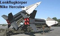 Nike Hercules - Lenkflugkörper: Abschussrampe des Waffensystems NIKE