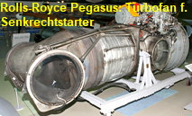 Rolls-Royce Pegasus: Strahltirebwerk