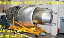 Rolls-Royce RB211 22C: Strahltirebwerk