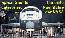 Space Shuttle Enterprise: Raumfähre des Space-Shuttle-Programms der US-Raumfahrtbehörde NASA