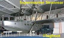 Supermarine Stranrear: eines der letzten Flugboote vom Typ Southampton von 1934
