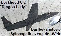 Lockheed U-2 Dragon Lady: Das bekannteste Spionageflugzeug der Welt