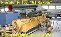 "Fieseler Fi 103: ""V1-Rakete"" - war der 1. Marschflugkörper der Welt (Drone)"