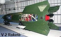 V-2 Rakete (Aggregat 4A): 1. Großrakete, die die Grenze zum Weltraum durchstieß