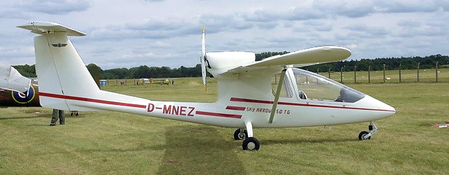 Sky Arrow 450 TG